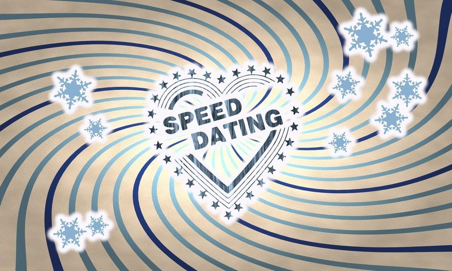 Speed-Dating-Ereignisse vor