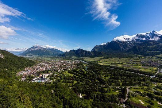 Bad Ragaz (Bild: Grand Resort Bad Ragaz AG)