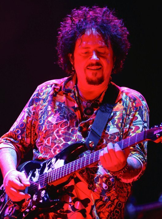 Steve Lukather (Bild: Good News Production GmbH)