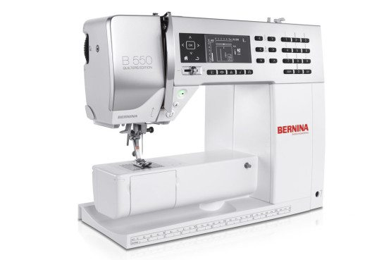 Bernina 550 (Bild: Bernina)