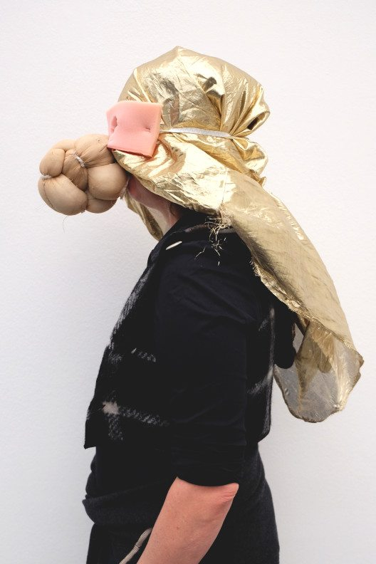 Salon Liz (Stefanie Thöny, Anna Hilti, Anita Zumbühl), Find your Innerself, Performance, 2015 (© Salon Liz / Nidwaldner Museum)