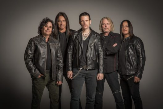 Black Star Riders (Bild: Medienstelle Rock the Ring)