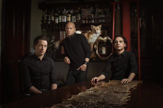 DANKO JONES (Bild: Dustin Rabin)